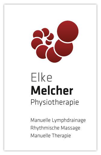 Elke Melcher Pysiotherapie Logo